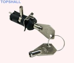 12mm电源锁